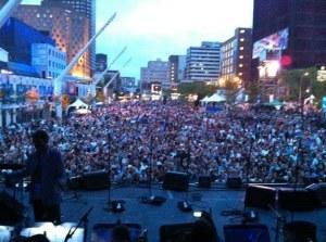 Montreal Jazz Festival Niel