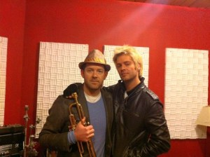 Recording Trumpet Niel