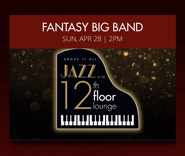 Niel Levonius Trumpet Player Annual Fantasy Big Band Jazz Performance April 28 2019
